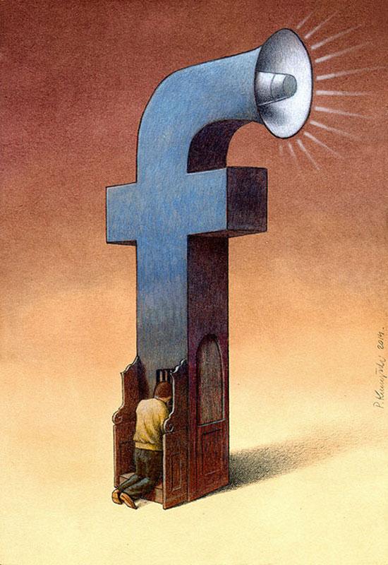 what facebook feels like in 2014 by pawel kuczynski (4)